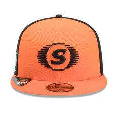 Perth Scorchers New Era 59FIFTY Home Cap Orange 7 1 / 4in, Orange, rebel_hi-res