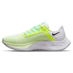 Nike Air Zoom Pegasus 38 Womens Running Shoes Volt/Black US 6, Volt/Black, rebel_hi-res