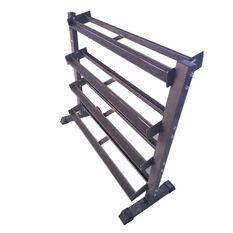 Hex 4 Tier Dumbbell Rack, , rebel_hi-res