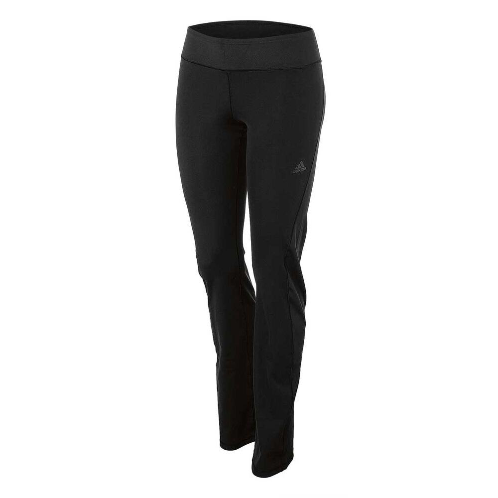 de20c2d6348cc adidas Womens Woven Straight Leg Training Pants