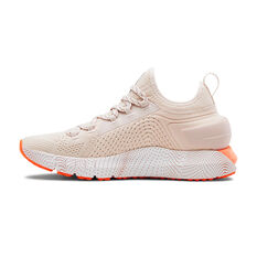 Under Armour HOVR Phantom SE Mojave Womens Running Shoes Pink US 6, Pink, rebel_hi-res