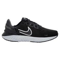 Nike Legend React 3 Womens Running Shoes Black/White US 6, Black/White, rebel_hi-res