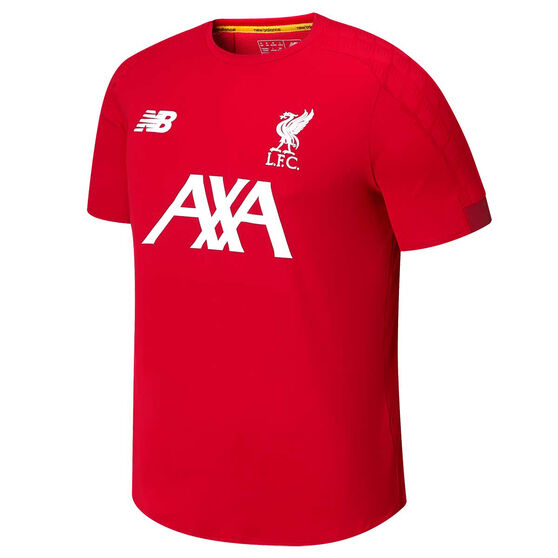 Liverpool FC 2019/20 Mens On Pitch jersey, Red, rebel_hi-res