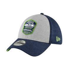 Seattle Seahawks New Era 39THIRTY Sideline Road Cap, , rebel_hi-res