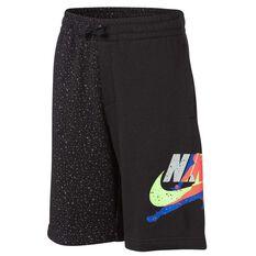 Nike Boys Jordan Jumpman Classics II Shorts Black S, Black, rebel_hi-res