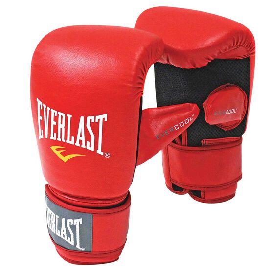 Everlast Authentic Training Gloves, Red, rebel_hi-res
