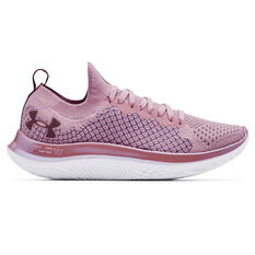 Under Armour Flow Velociti Wind Womens Running Shoes Pink/White US 6.5, Pink/White, rebel_hi-res