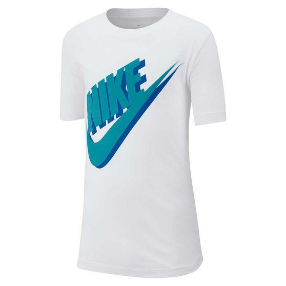 Nike Boys Large Futura Tee, , rebel_hi-res