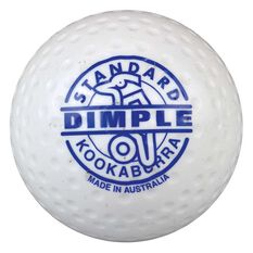 Kookaburra Dimple Standard Hockey Ball White, , rebel_hi-res