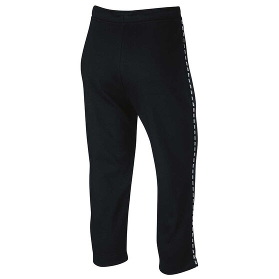 Nike Womens Sportswear Optic Pants Black S, Black, rebel_hi-res