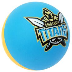 Gold Coast Titans High Bounce Ball, , rebel_hi-res
