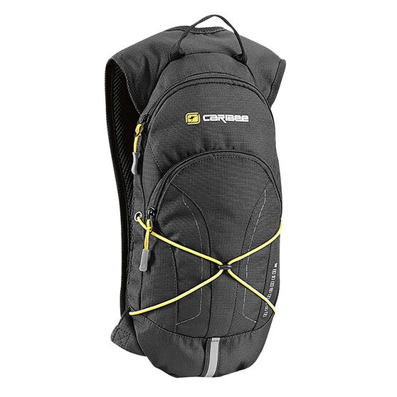 Caribee Quencher 2L Hydration Pack Black, , rebel_hi-res
