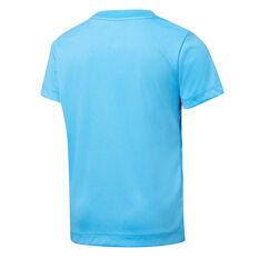 Nike Boys Collegiate Dri-FIT Tee Blue 4, Blue, rebel_hi-res
