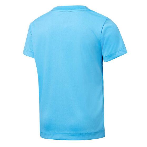 Nike Boys Collegiate Dri-FIT Tee, Blue, rebel_hi-res