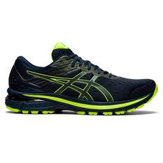 Asics GT 2000 9 Lite Show Mens Running Shoes Blue/Silver US 7, Blue/Silver, rebel_hi-res