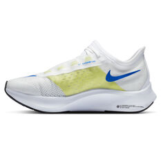 Nike Zoom Fly 3 Womens Running Shoes White/Silver US 6, White/Silver, rebel_hi-res