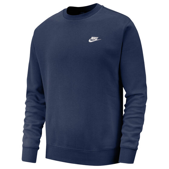 Nike Sportswear Mens Club Sweatshirt, , rebel_hi-res