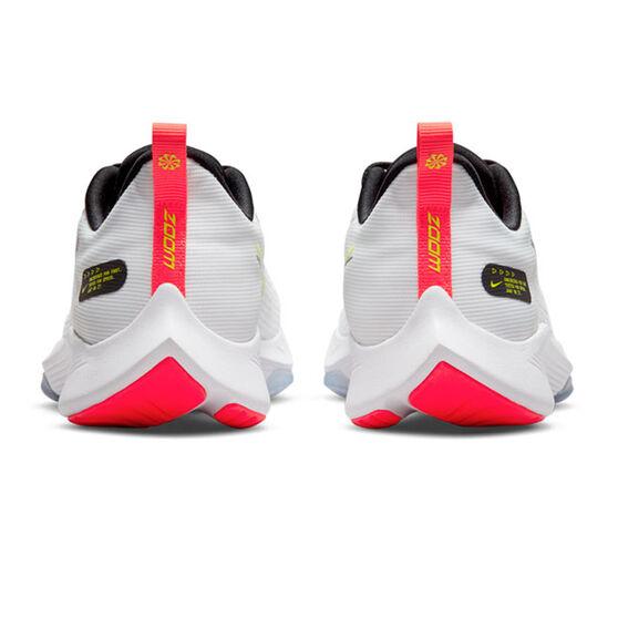 Nike Air Zoom Speed 2 Kids Running Shoes, White/Black, rebel_hi-res