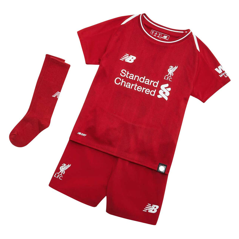 the best attitude 4bb8d 126a7 Liverpool FC 2018 / 19 Infants Home Kit