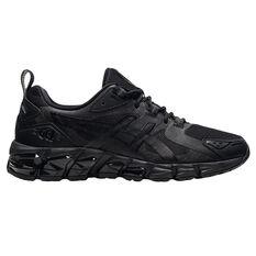 Asics GEL Quantum 180 Womens Casual Shoes Black US 6, Black, rebel_hi-res
