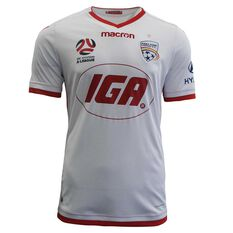 Adelaide United 2018 Kids Away Jersey, , rebel_hi-res
