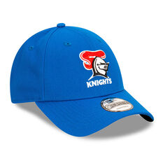 Newcastle Knights New Era Authentic Core 9FORTY Cap, , rebel_hi-res