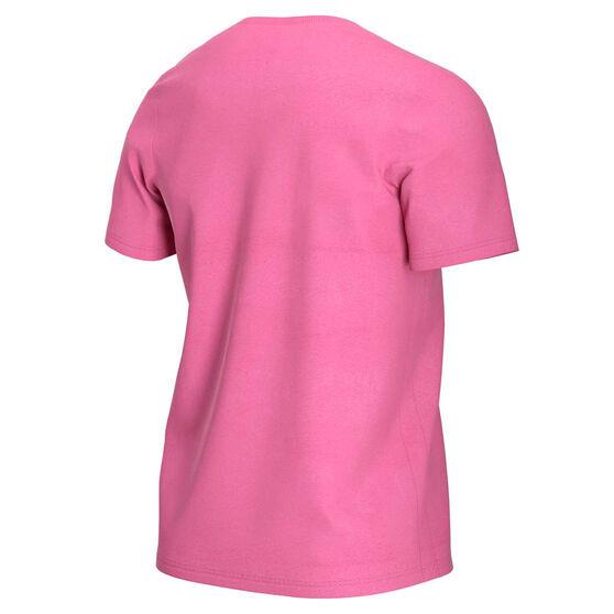 NikeCourt Mens Dri-FIT Rafa Tennis Tee, Pink, rebel_hi-res