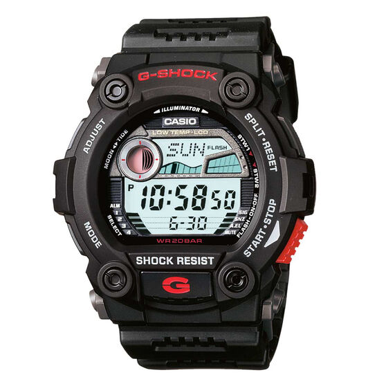 Casio G Shock G7900 Tide Watch, , rebel_hi-res