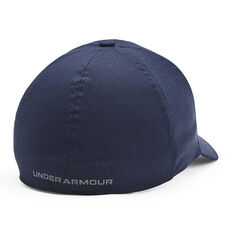 Under Armour Iso-Chill Armourvent Stretch Cap Navy M/L, Navy, rebel_hi-res