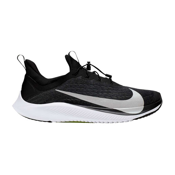 Nike Future Speed 2 Kids Running Shoes, Black / White, rebel_hi-res