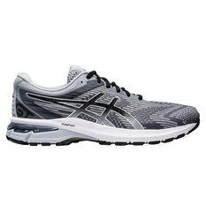Asics GT 2000 8 4E Mens Running Shoes Grey / Black US 8, Grey / Black, rebel_hi-res