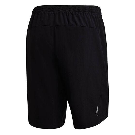 adidas Mens Run It 5in Running Shorts, Black, rebel_hi-res