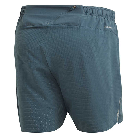 adidas Mens Saturday Shorts, Blue, rebel_hi-res