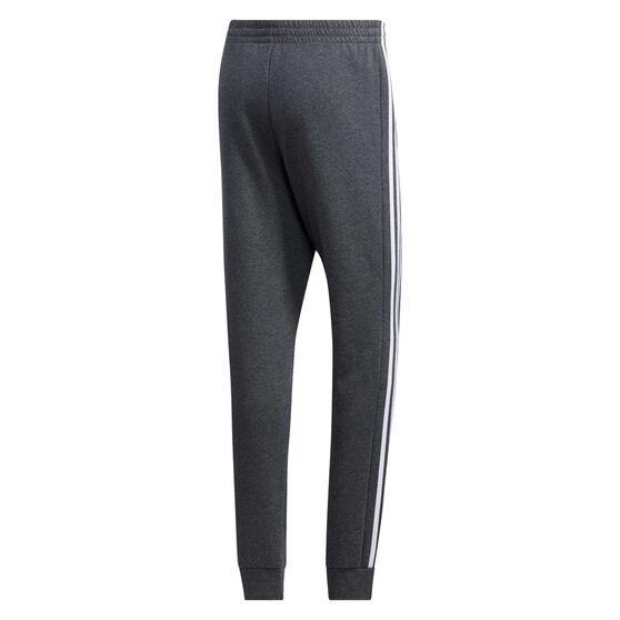 adidas Mens Essentials Colour Block Pants, Grey, rebel_hi-res