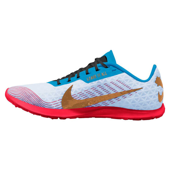 Nike Zoom Rival Waffle 2019 Running Shoes, White / Black, rebel_hi-res