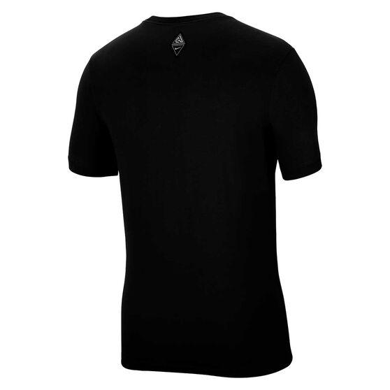 Nike Mens Dri-FIT Giannis Freak Basketball Tee, Black, rebel_hi-res