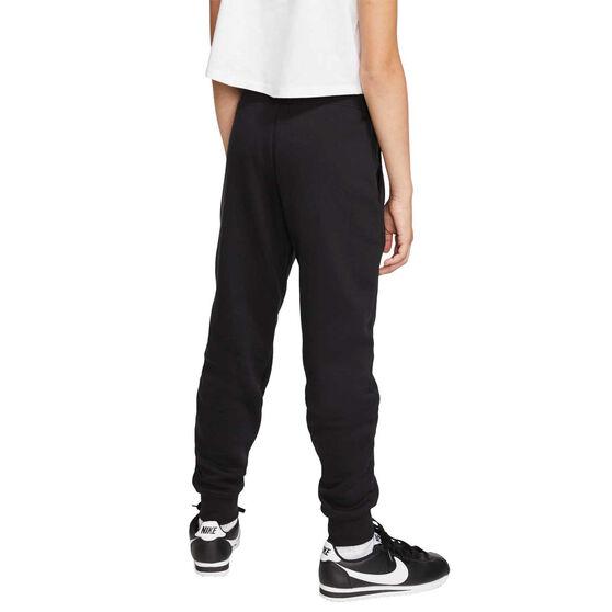 Nike Girls Sportswear Sweatpants, Black, rebel_hi-res