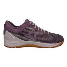 Reebok Crossfit Nano 8.0 Flexweave Womens Training Shoes Purple US 5, Purple, rebel_hi-res