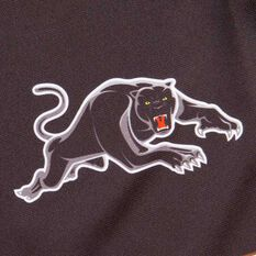 Penrith Panthers 2020 Mens Training Tee, Black, rebel_hi-res