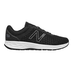New Balance Fresh Foam Kaymin Mens Running Shoes Black / White US 7, Black / White, rebel_hi-res