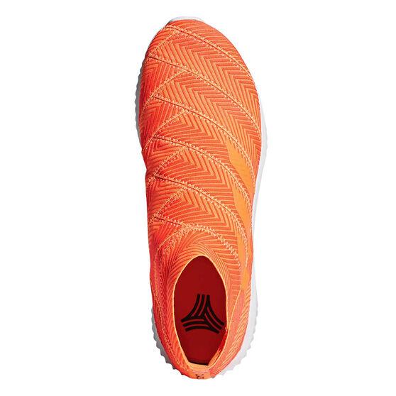 f2c2fee4d adidas Nemeziz Tango 18.1 Mens Indoor Soccer Shoes Orange / Black US 7,  Orange /