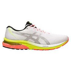 Asics GEL Cumulus 22 Lite Show Mens Running Shoes White/Silver US 7, White/Silver, rebel_hi-res