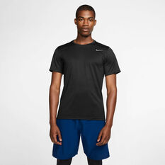 Nike Mens Dri-FIT Legend 2.0 Training Tee, Black, rebel_hi-res