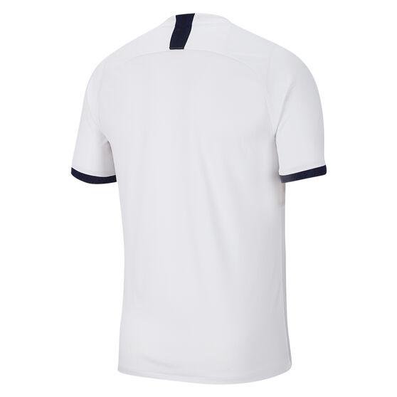 Tottenham Hotspur FC 2019 / 20 Mens Home Jersey White / Navy S, White / Navy, rebel_hi-res