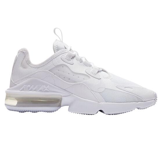 Nike Air Max Infinity 2 Womens Casual Shoes, White, rebel_hi-res
