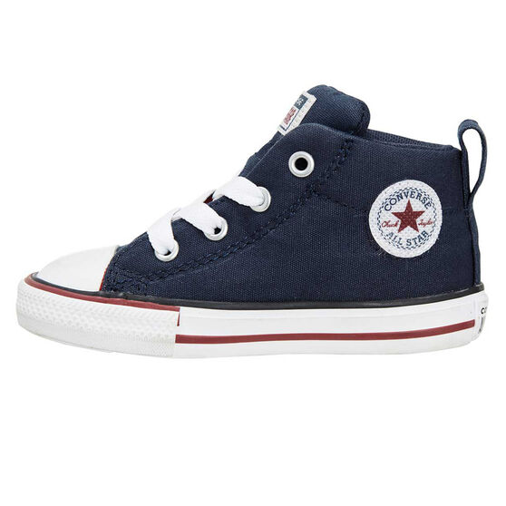 Converse Chuck Taylor All Star Street Toddlers Shoes, Navy / White, rebel_hi-res