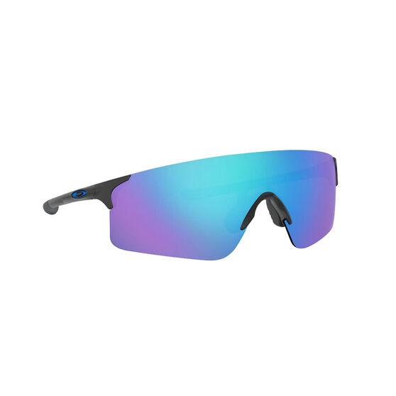 OAKLEY EVZero Blades Sunglasses - Steel with PRIZM Sapphire, , rebel_hi-res
