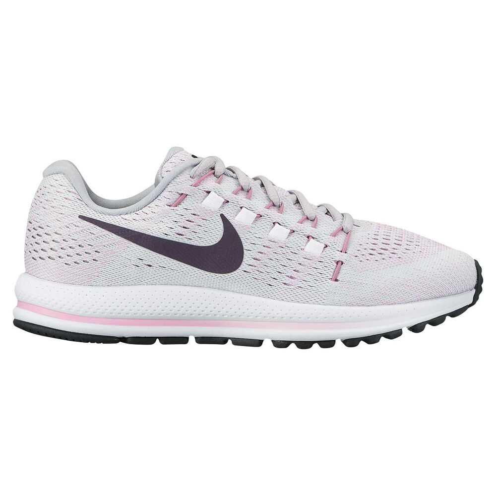 wholesale dealer 80f47 7b4dd Nike Air Zoom Vomero 12 Womens Running Shoes Grey   White US 6, Grey