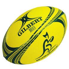 Gilbert Wallabies Supporter Rugby League Ball, , rebel_hi-res