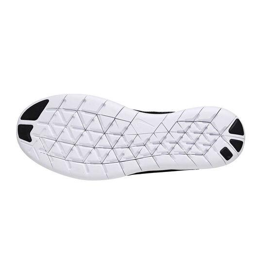 Nike Free Run 2 Mens Running Shoes Black   White US 7  2292b5d3d